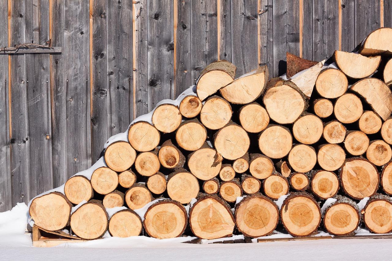 дрова зимние Пиксбэй