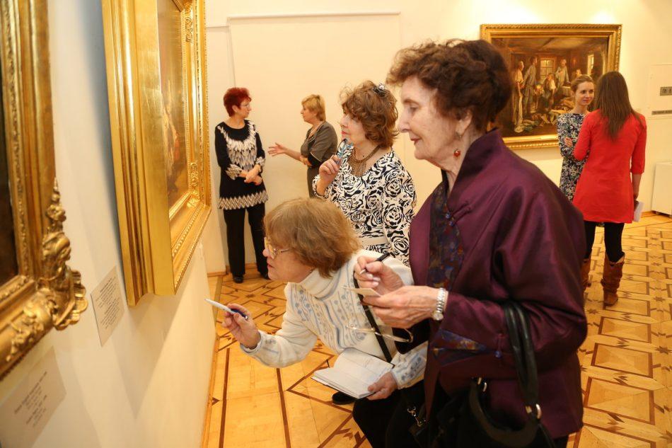 выставка музей ИЗО