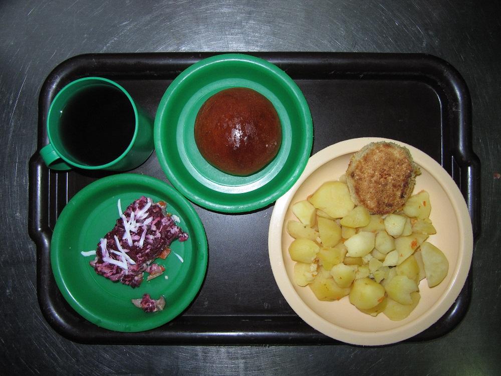еда блюдо тюрьма УФСИН
