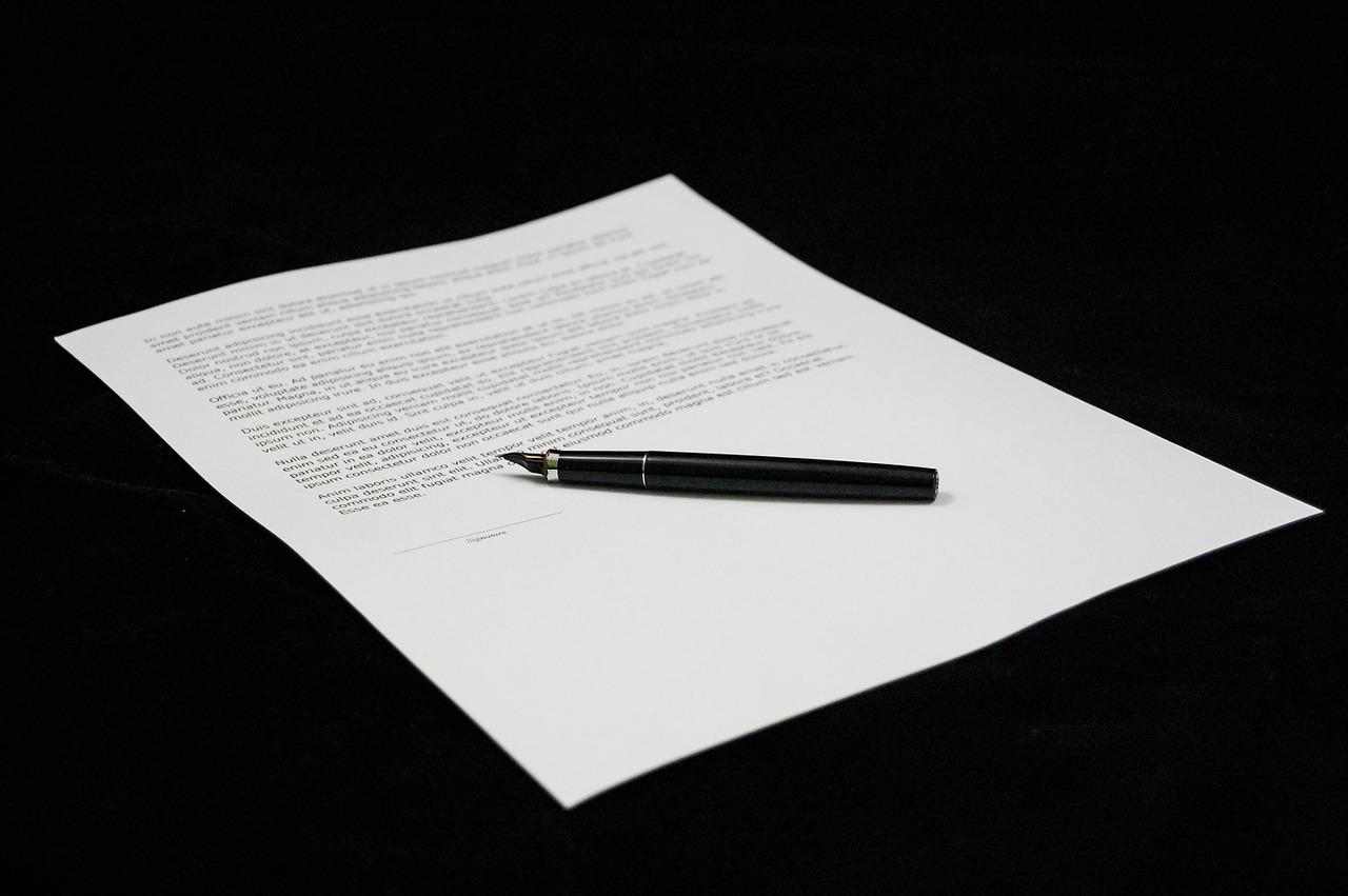 документ подпись заявление Пиксбэй