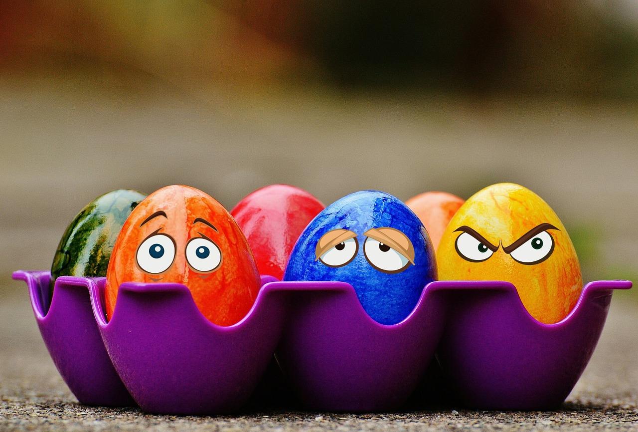 яйца пасха пиксбэй