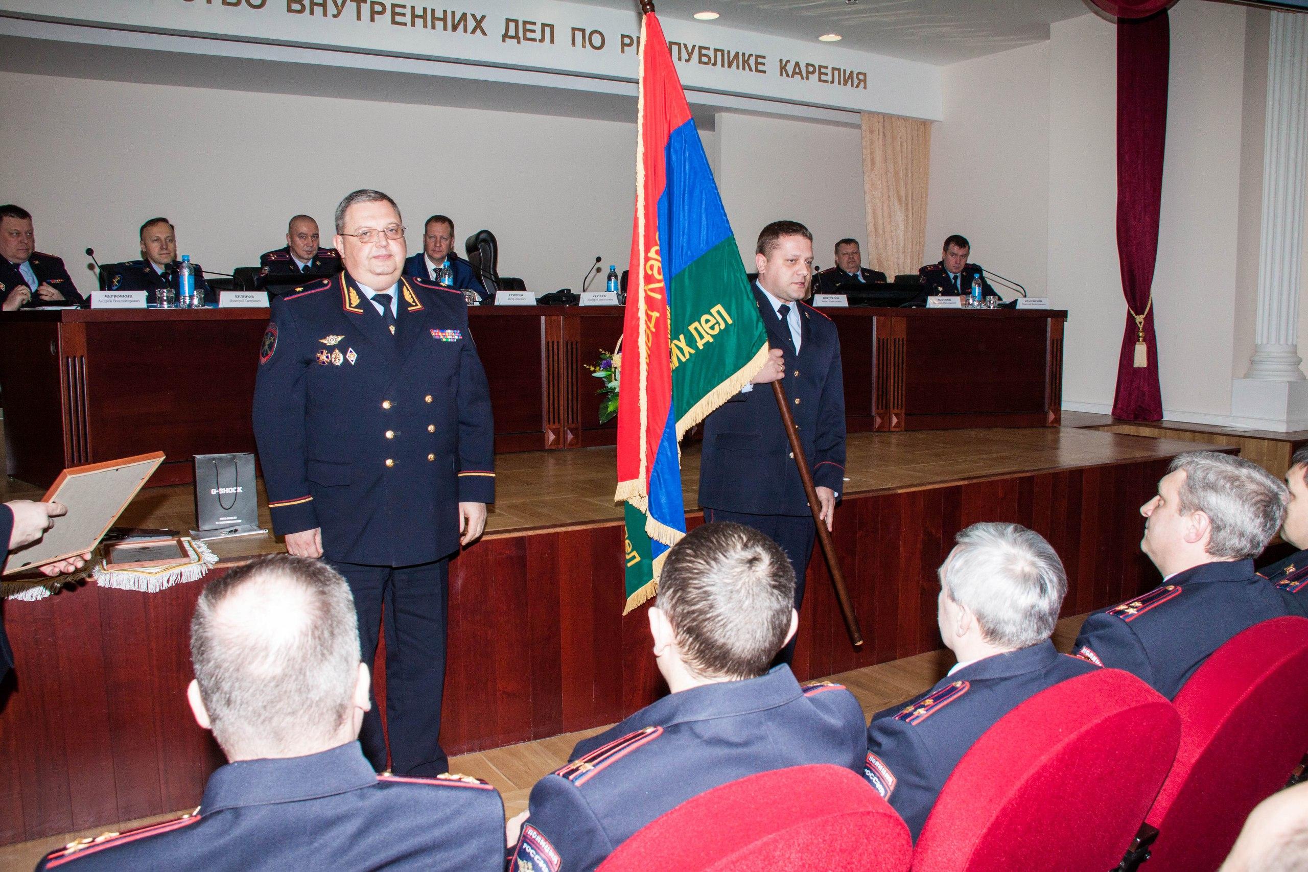МВД Трусов полиция