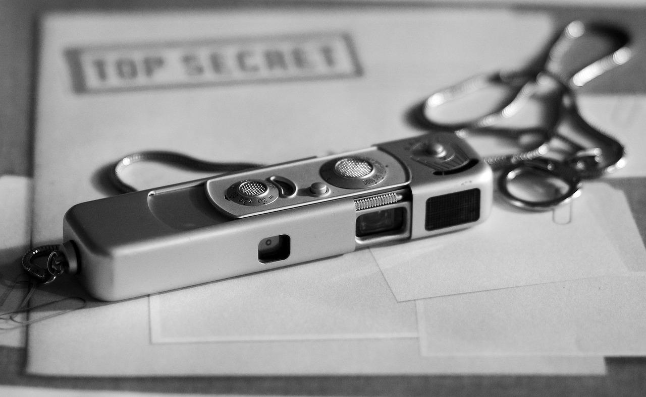 шпион камера Пиксбэй