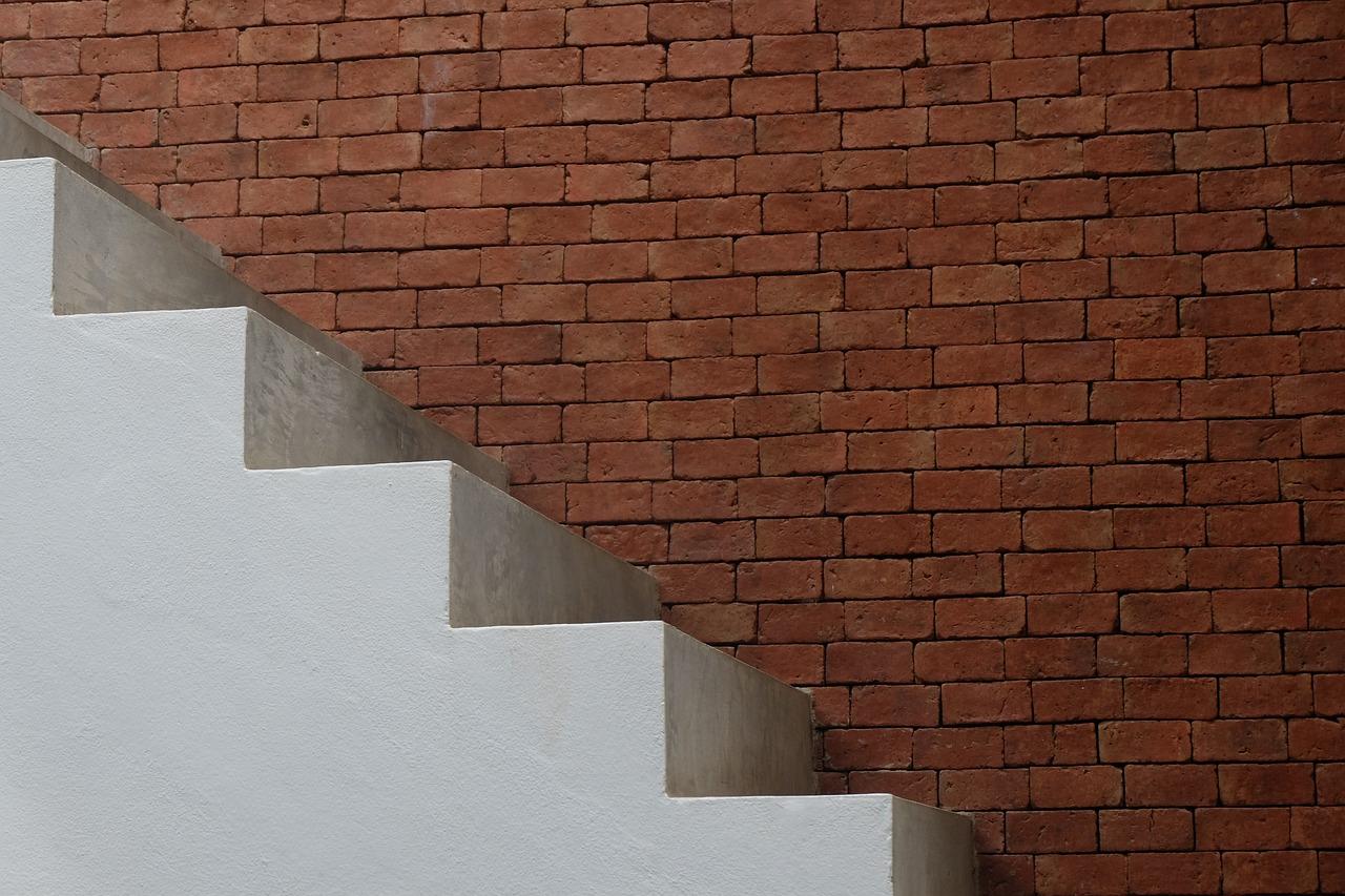 лестница стена Пиксбэй