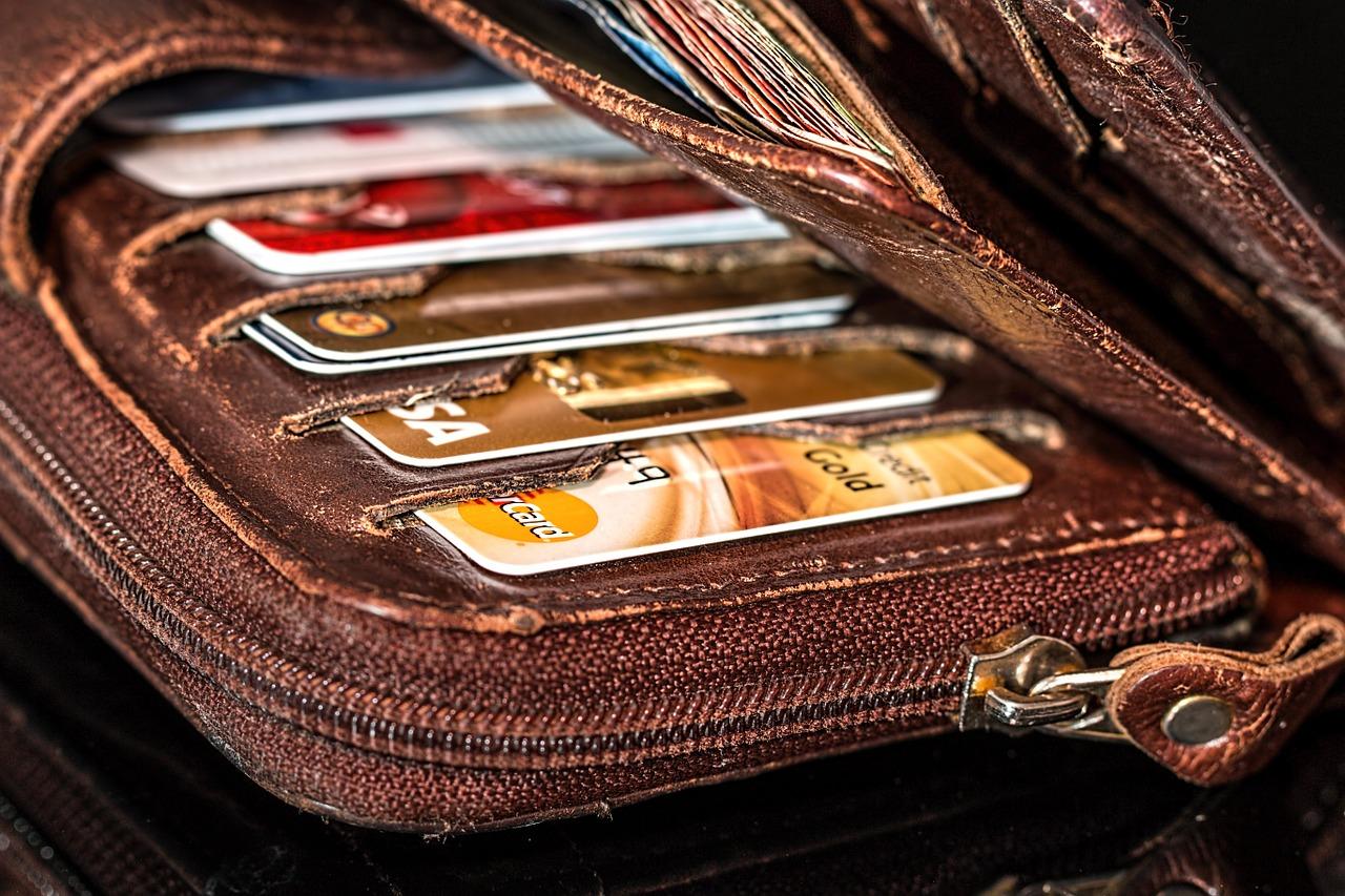 кошелек бумажник карта Пиксбэй