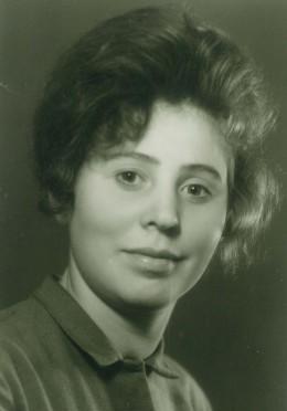 Лидия Петровна Ослопова, жена основателя династии