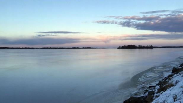озеро Юле