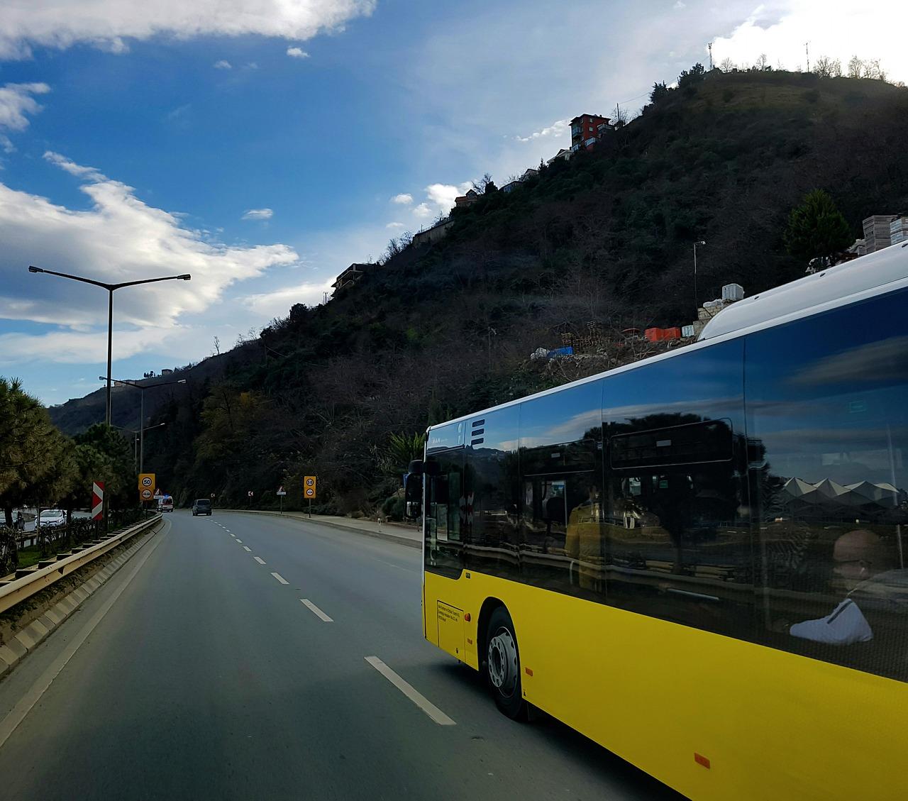 автобус Пиксбэй