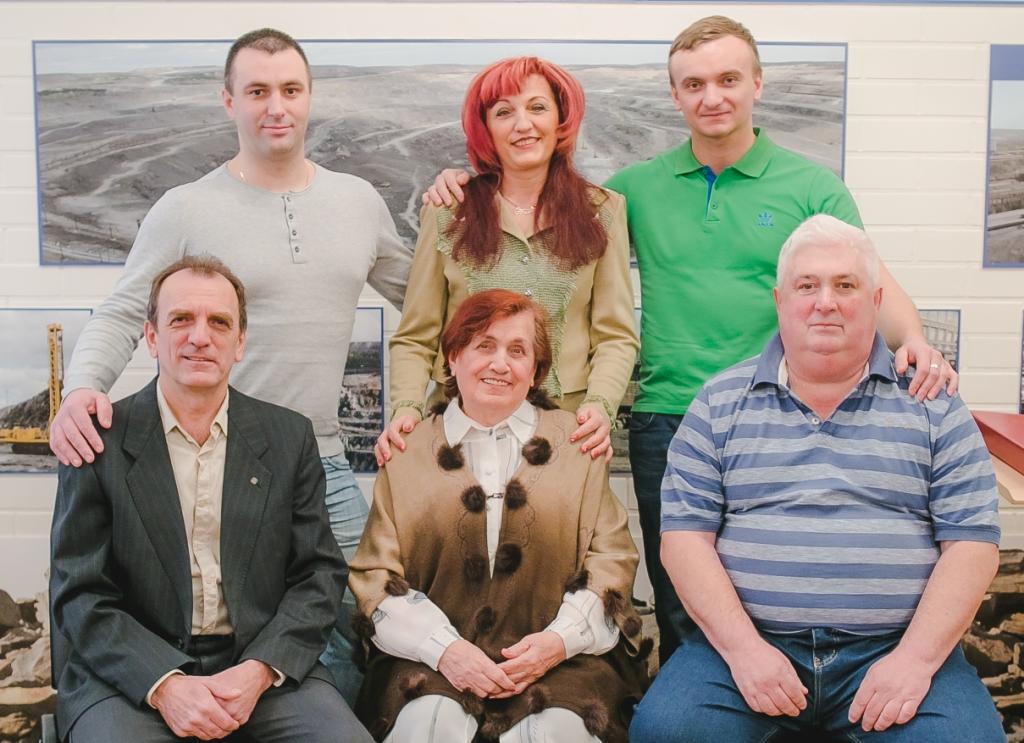 семья Плустых (3) - мини