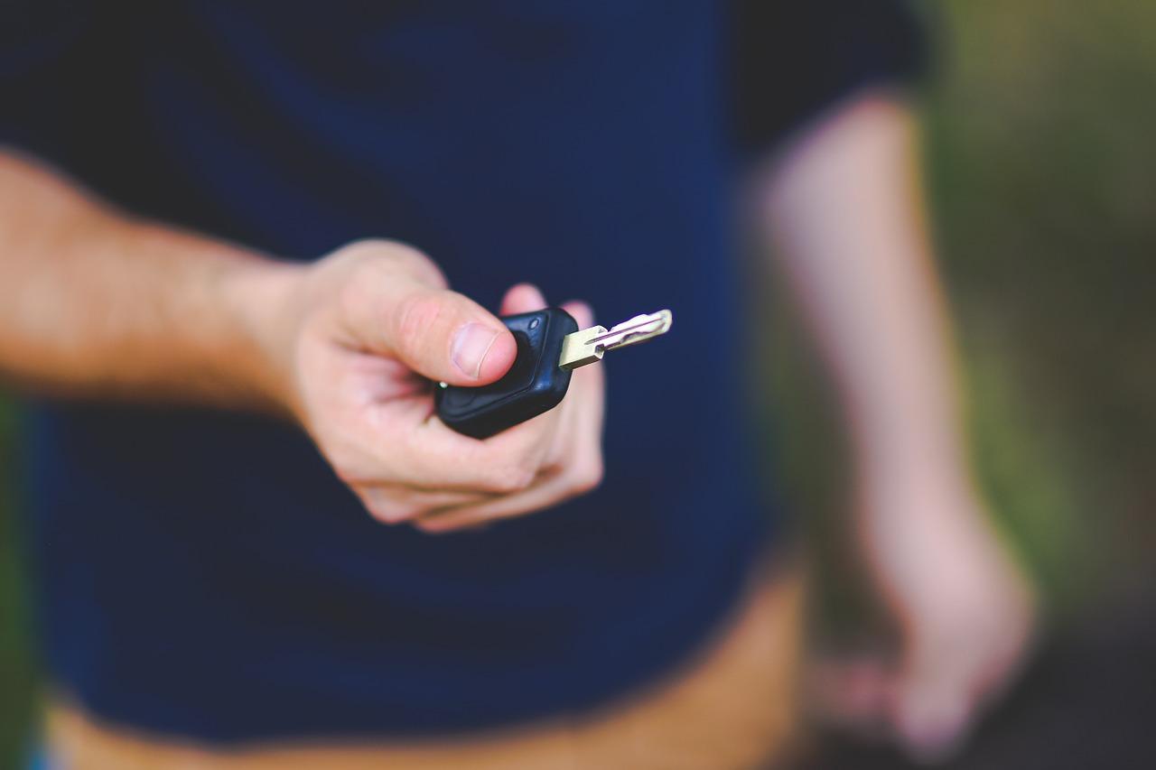 автомобиль ключ Пиксбэй