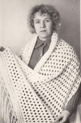 Чернышева Роза Николаевна, 36 лет - 1970 год, город Рудный, Казахстан