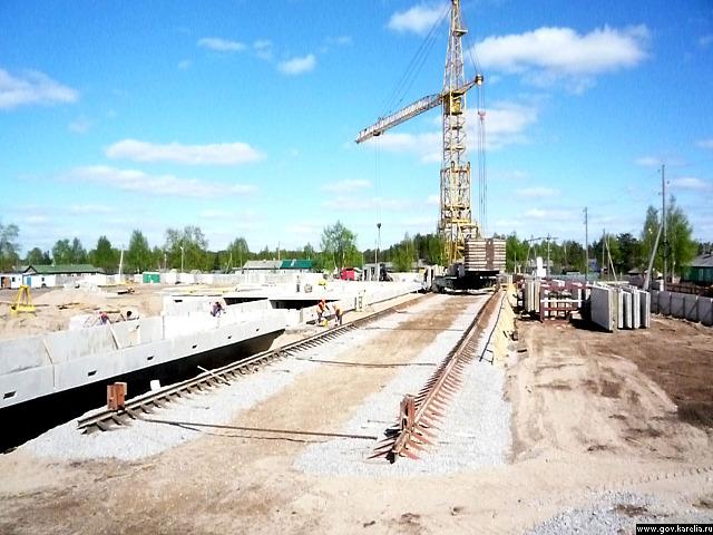 Ледмозеро школа стройка КСМ