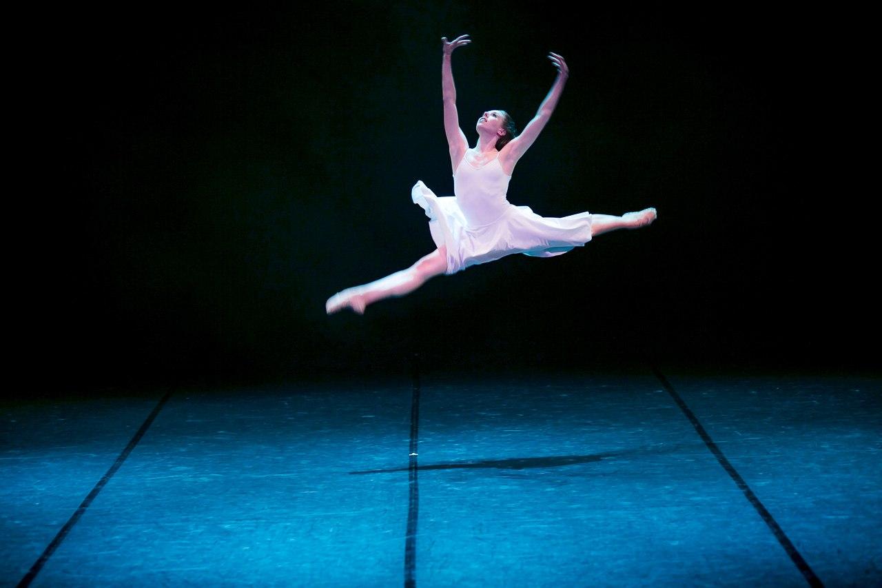 Фестиваль день второй балет