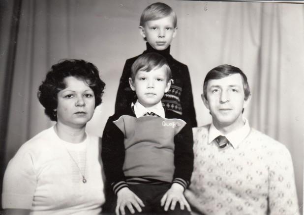 Семья Яковлевых