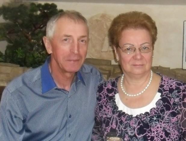 Владимир Николаевич и Татьяна Александровна Яковлевы