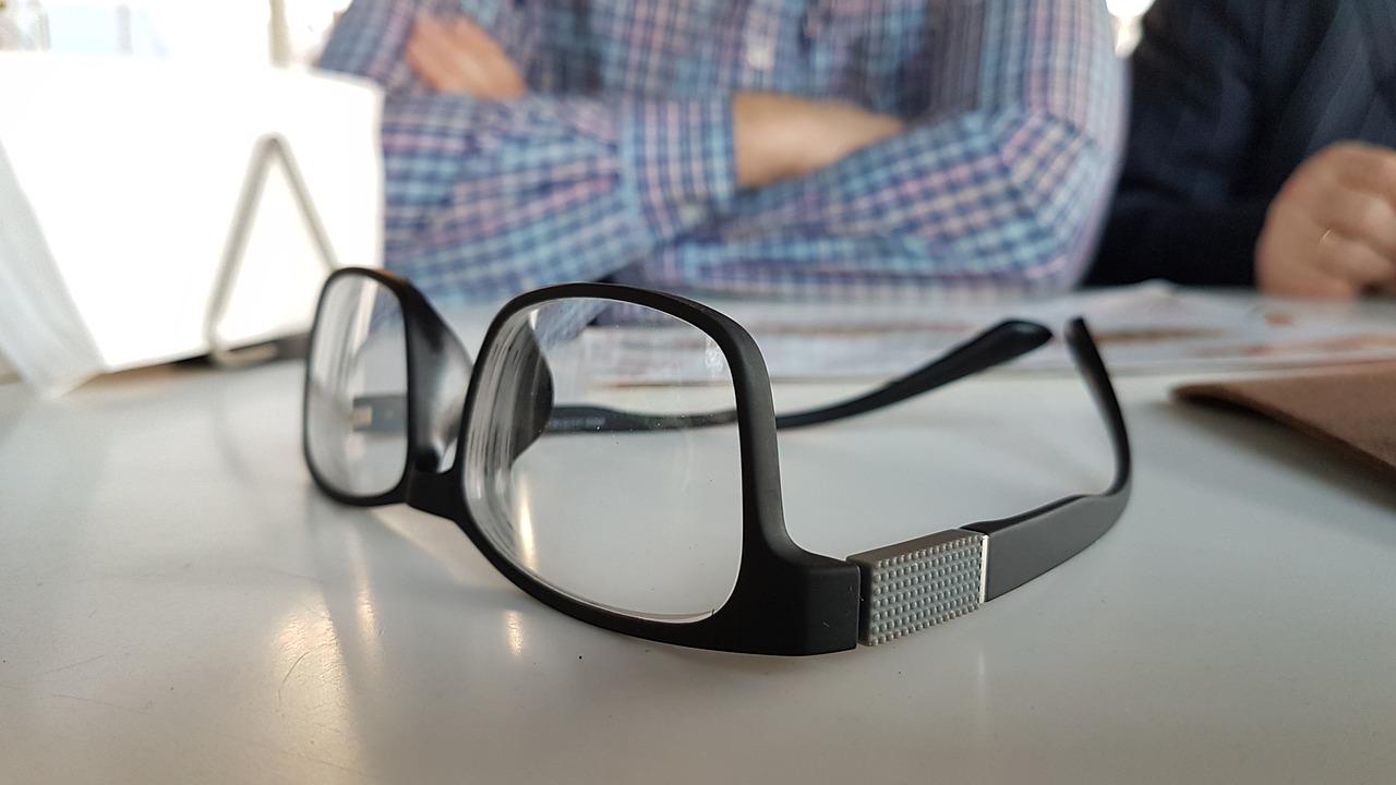 очки офис стол кабинет Пиксбэй