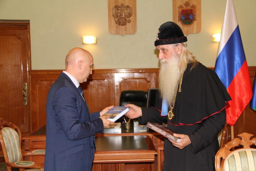 митрополит Корнилий Шандалович