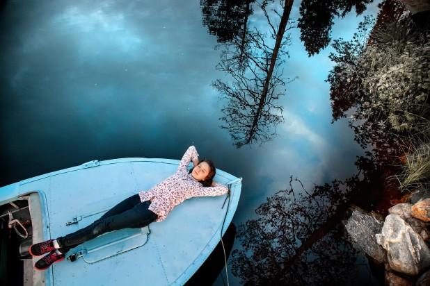 Эта же фотография Вадима стала победителем конкурса Русского географического общества и фотоконкурса «Лики земли Карельской»