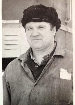 Анатолий Иванович Кириченко, первооткрыватель, на ГОКе с 1979 по 1998 гг.
