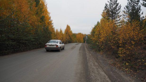 дорога Вокнаволок 3