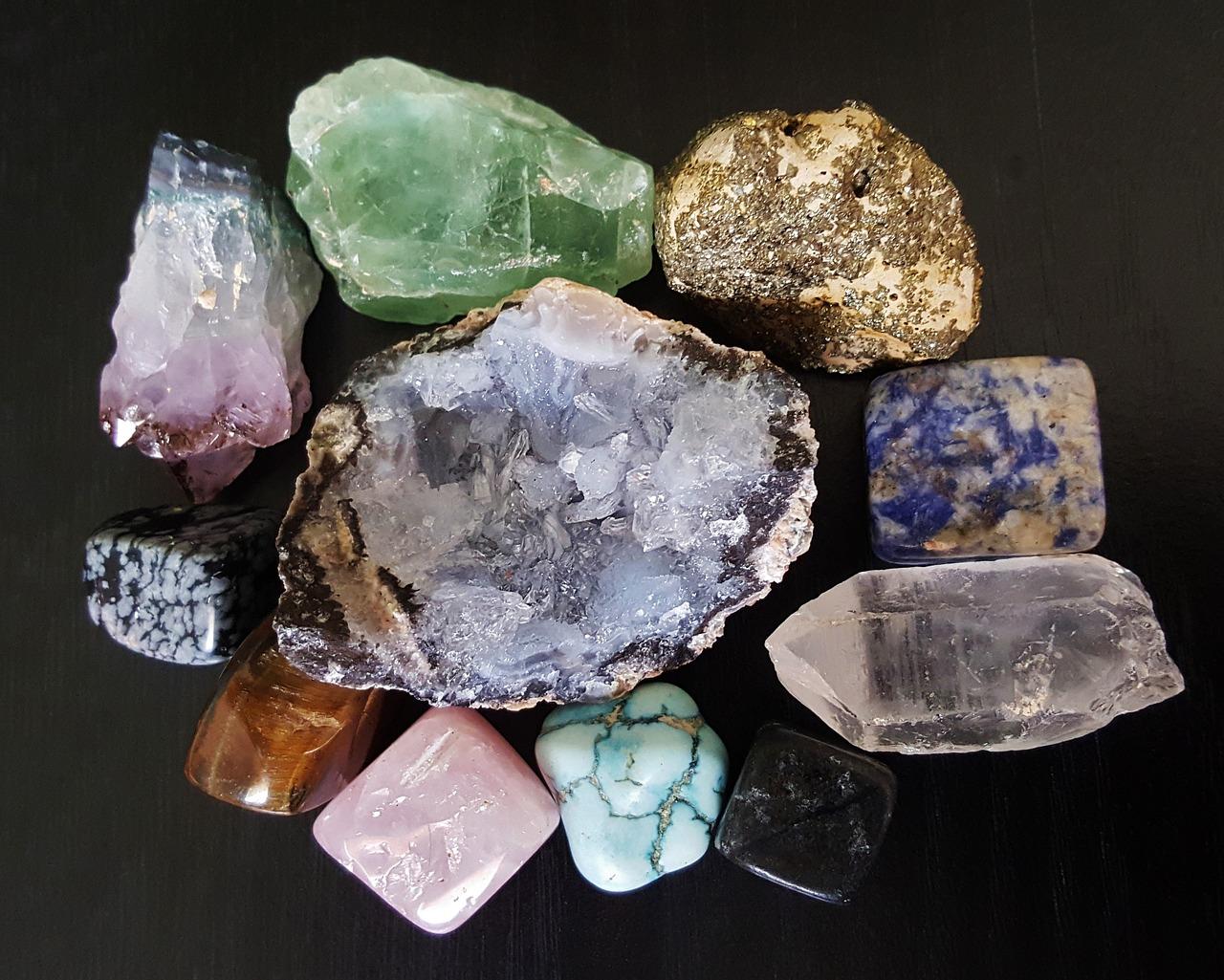 драгоценные камни полезные ископаемые пиксабай