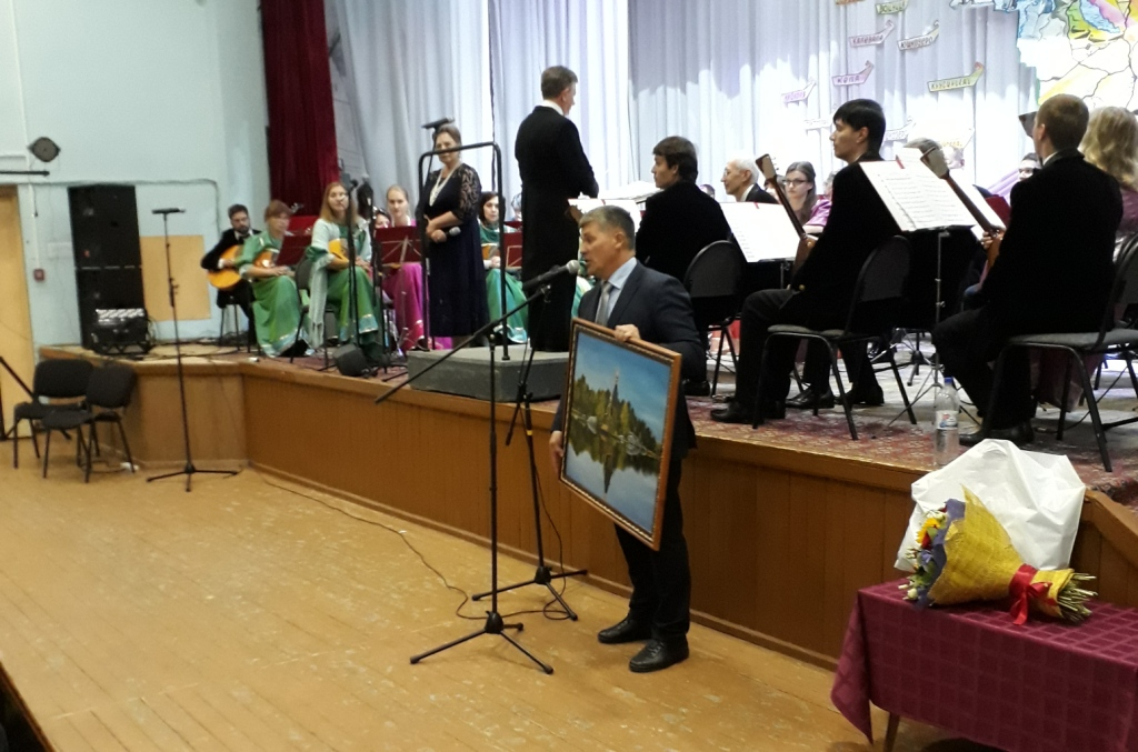 Воробьев в Калевале (5)