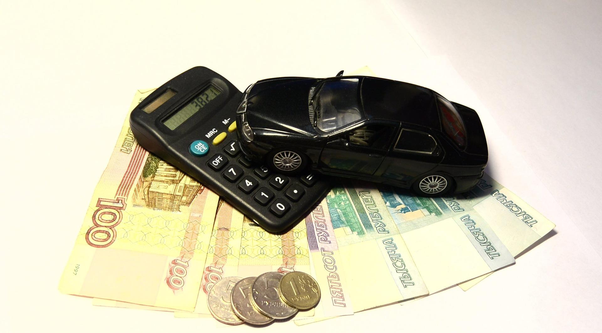 авто машина деньги пиксабай