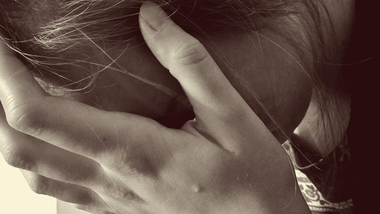 отчаяние женщина пиксабай