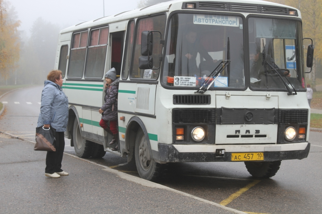 автобус автотранспорт