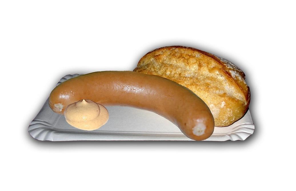 сосиски завтрак pxhere