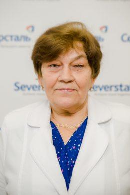 Валентина Трофимовна Турченкова