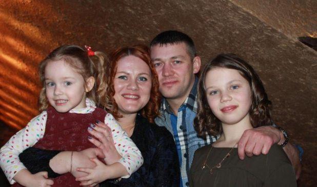 Турченковы Ольга и Евгений