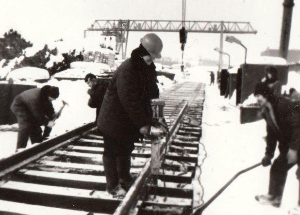 Железная дорога ретро Костомукша