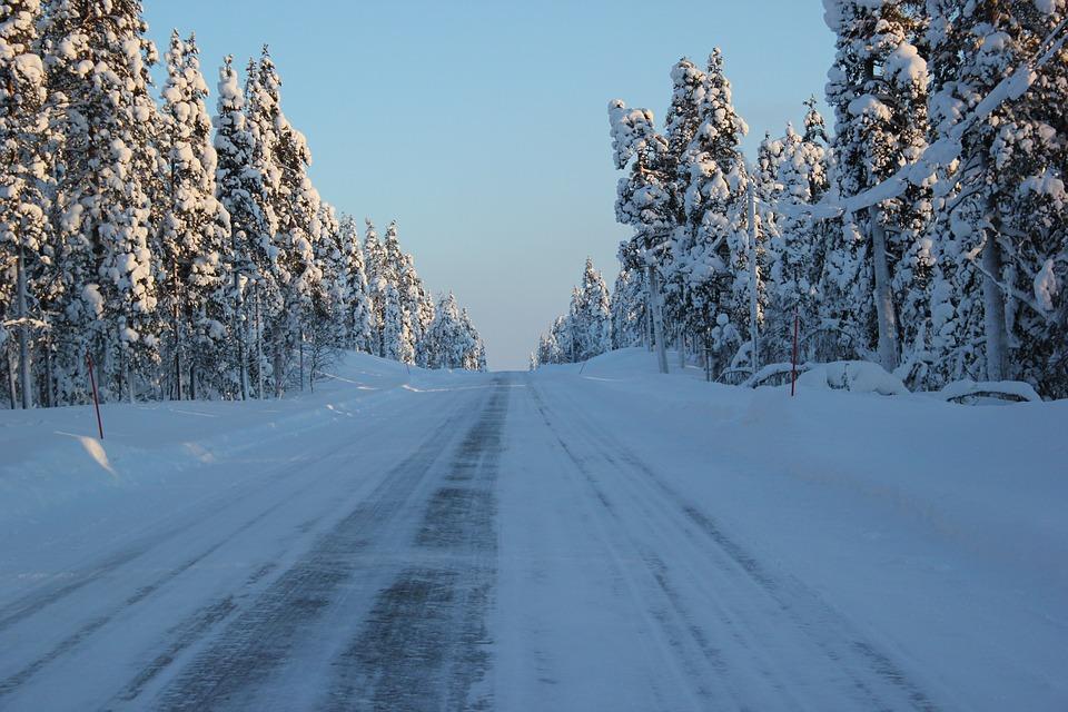 финляндия дорога