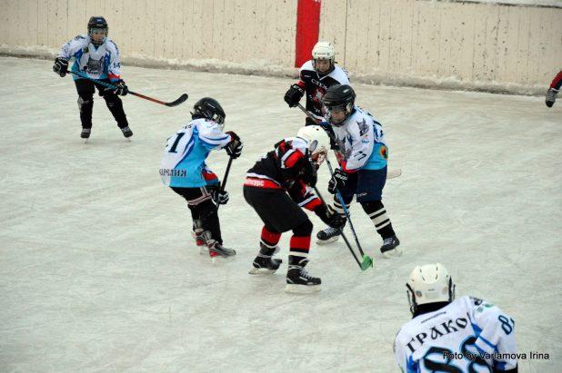 хоккей рыси в сегеже