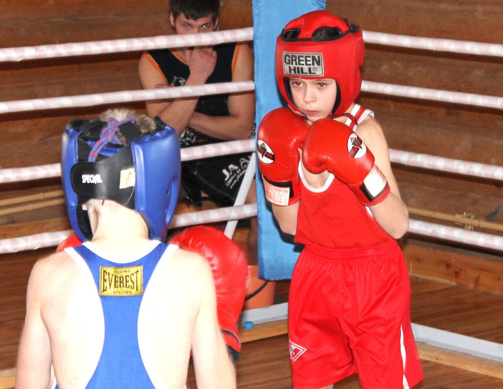 бокс Вокнаволок