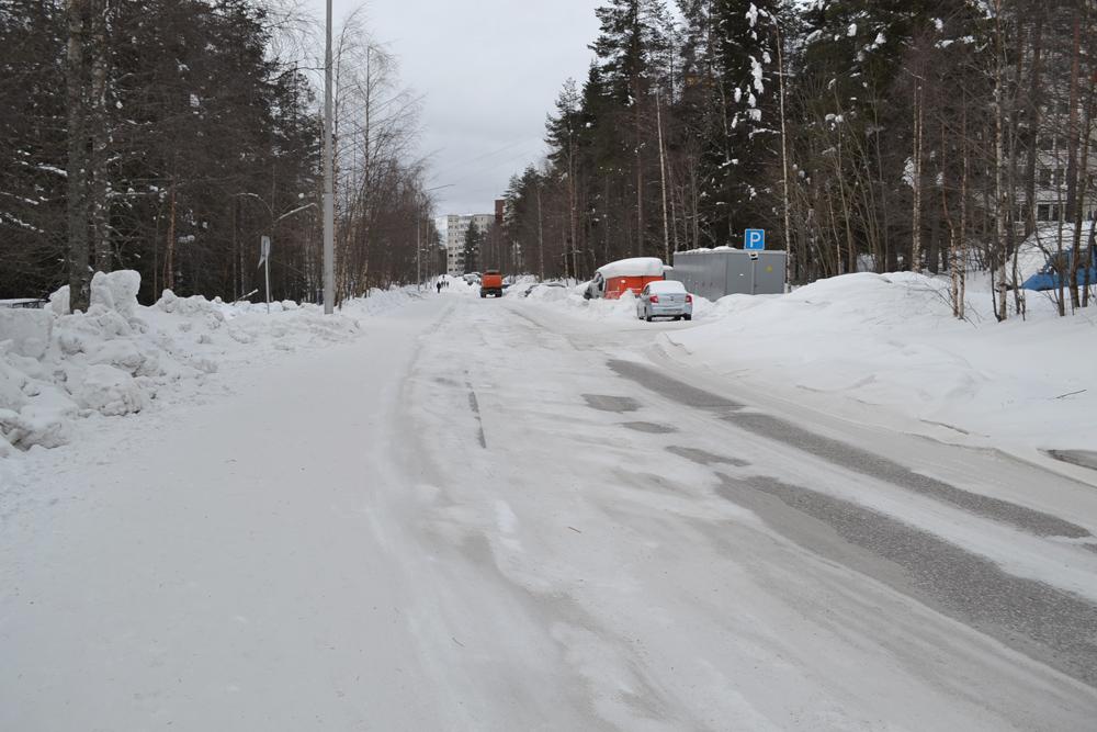 горбатые дороги