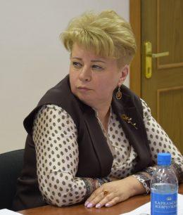 Анна Бендикова