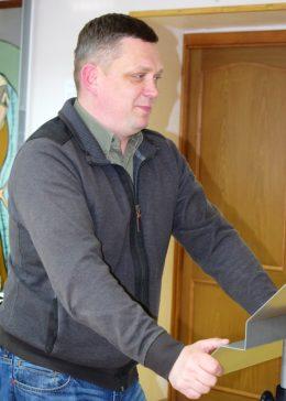Сергей Новгородов