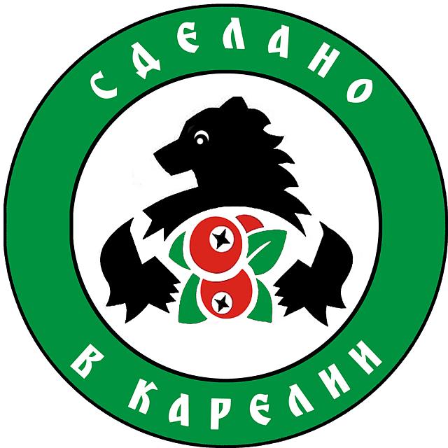 лого сделано в карелии