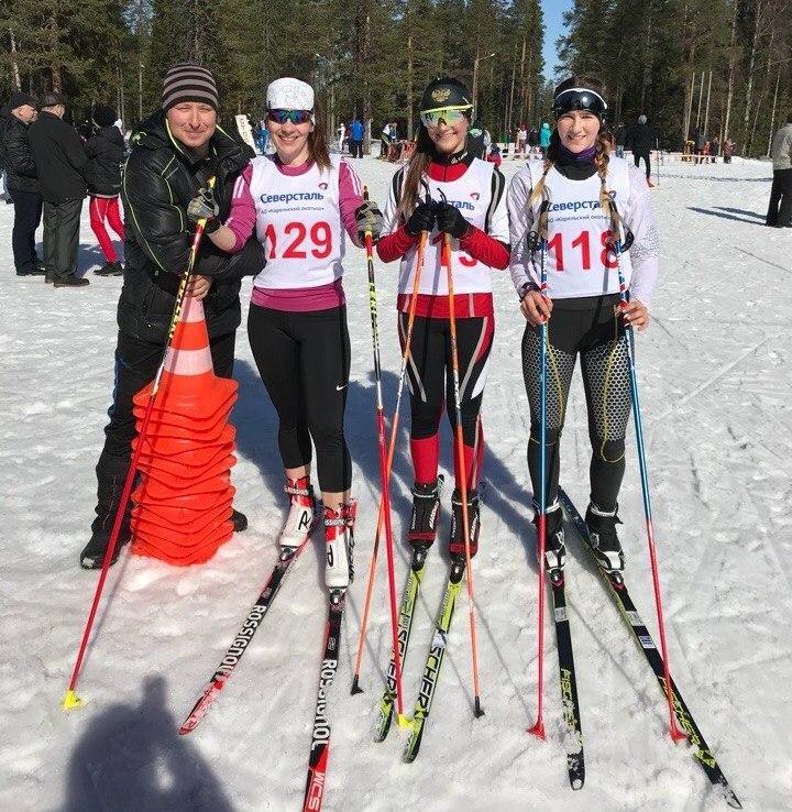 закрытие сезона лыжи немышева
