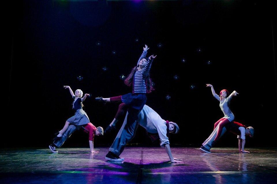 VIVA-DANCE, отчетный концерт
