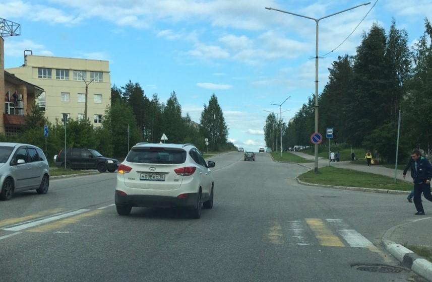 переход дорога ленина