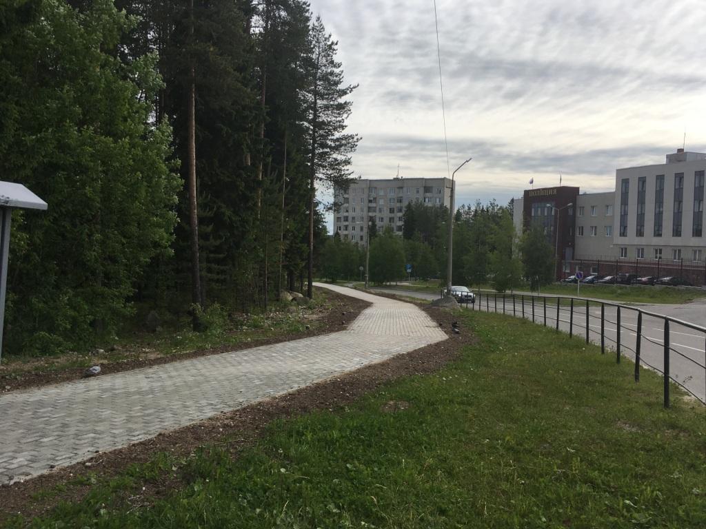 тротуар надежды