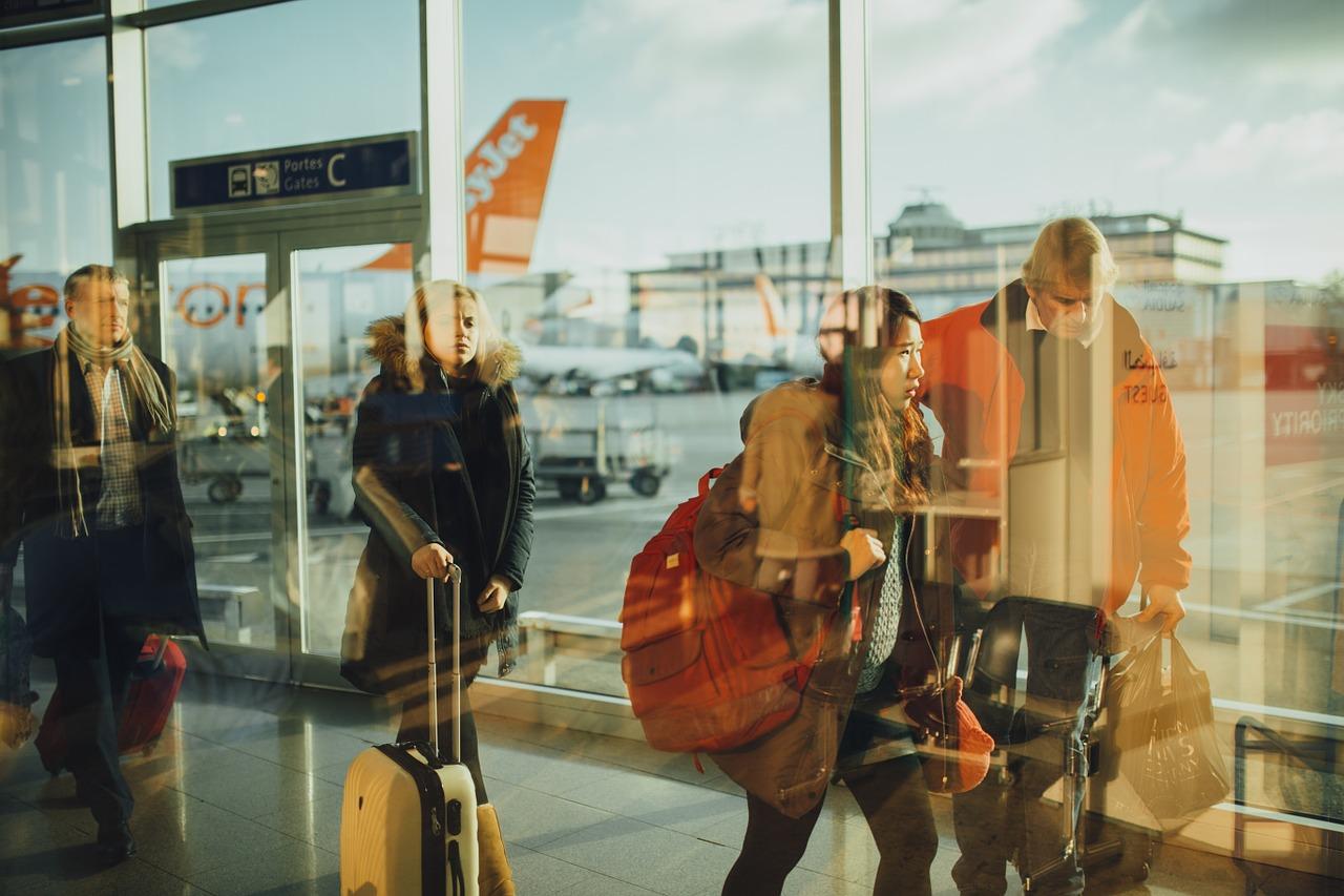 аэропорт путешествие пиксабей