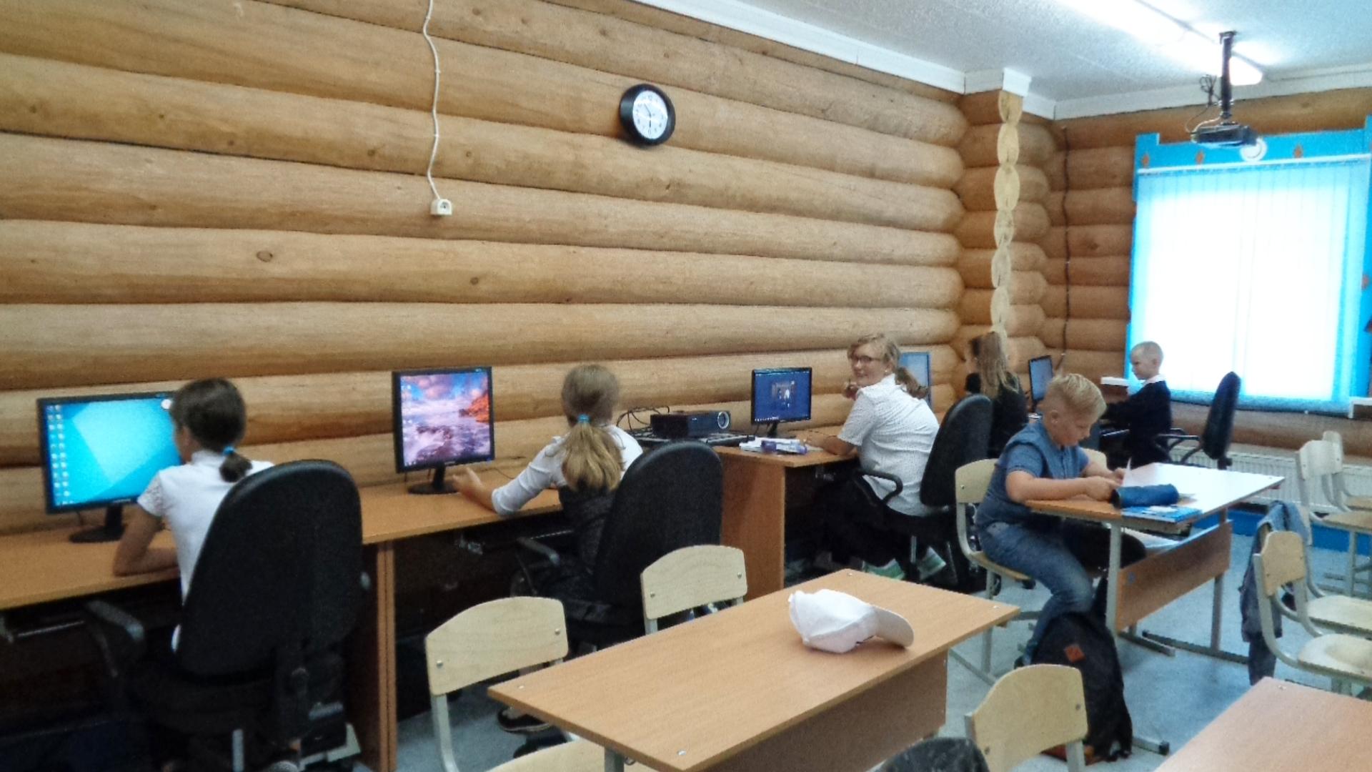 вокнаволок школа интернет