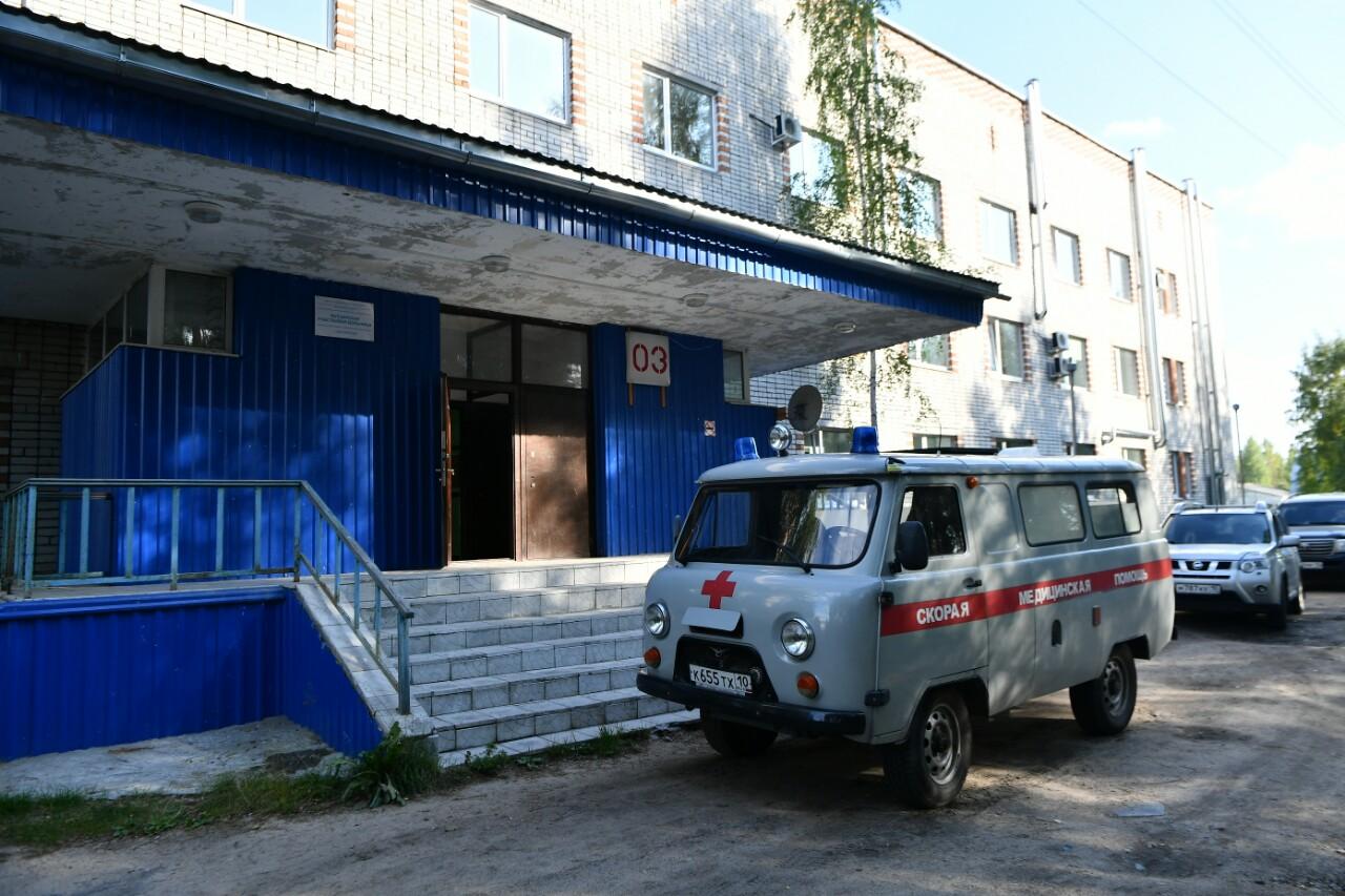 больница Муезерский пресс-служба