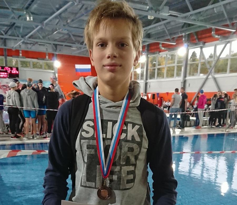 Ярослав Семаков плавание