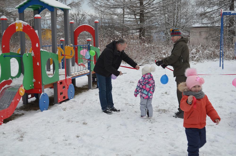 детская площадка Вокнаволок