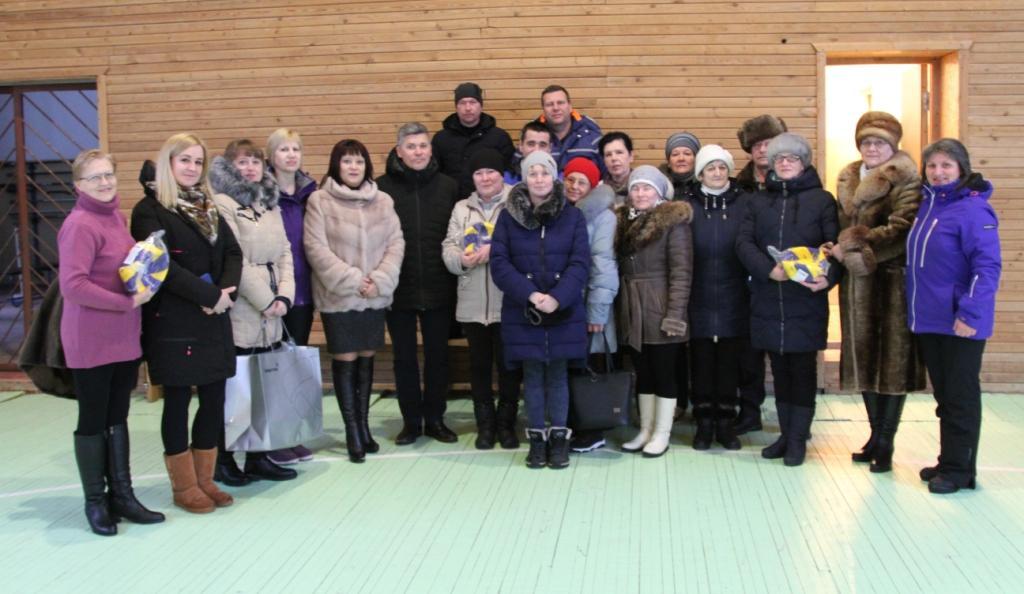 Воробьев в Боровом декабрь 2018